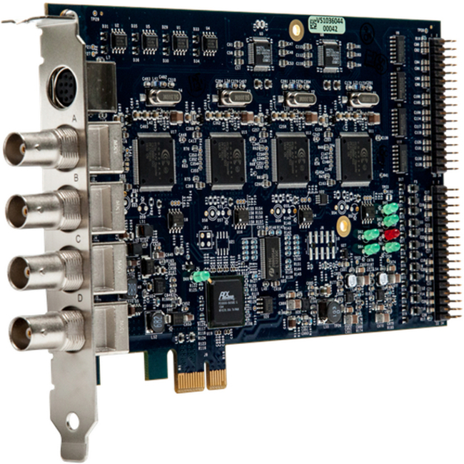 Osprey 460e 4 Channel PCI Express Audio / Video card