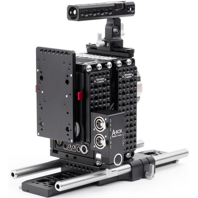 Wooden Camera: RED Epic/Scarlet Accessory Kit (Pro 15mm Studio)