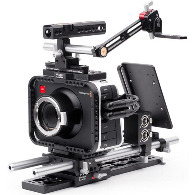 Wooden Camera - Blackmagic Cinema Camera Accessory Kit (Pro)