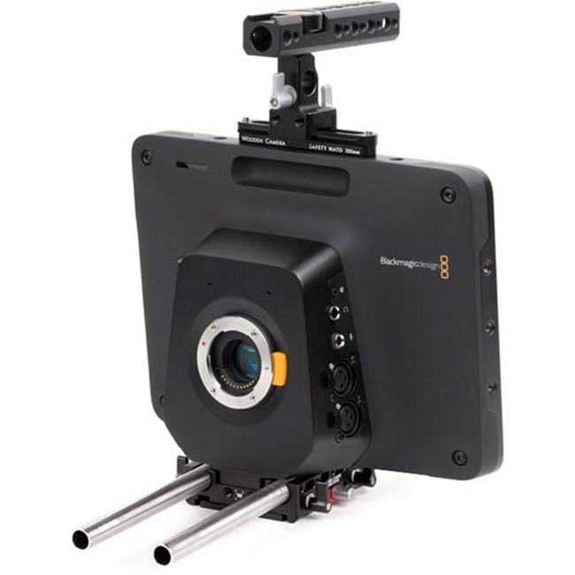 Wooden Camera - Blackmagic Studio Camera Accessory Kit (Base)