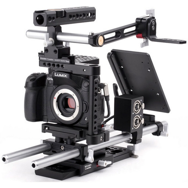 Wooden Camera - Panasonic GH4 Accessory Kit (Pro)