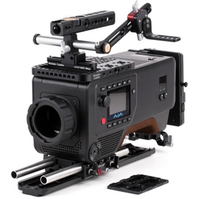 Wooden Camera - AJA CION Accessory Kit (Pro Gold Mount)