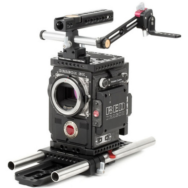 Wooden Camera - RED Weapon/Scarlet-W/Raven Accessory Kit (Pro 19mm)