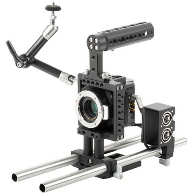 Wooden Camera - Blackmagic Micro Cinema Camera Accessory Kit (Base)