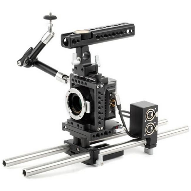 Wooden Camera - Blackmagic Micro Cinema Camera Accessory Kit (Advanced)