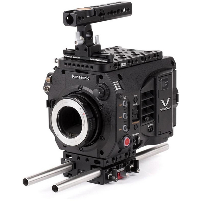Wooden Camera - Panasonic VariCam LT Unified Accessory Kit (Advanced)