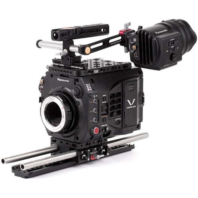 Wooden Camera - Panasonic VariCam LT Unified Accessory Kit (Pro)