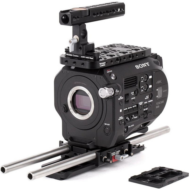 Wooden Camera - Sony FS7 Unified Accessory Kit (Advanced)