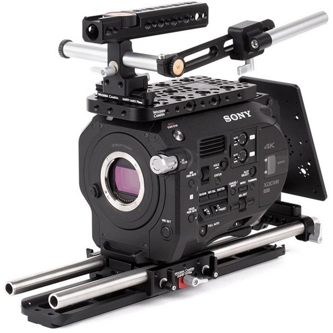 Wooden Camera - Sony FS7 Unified Accessory Kit (Pro)