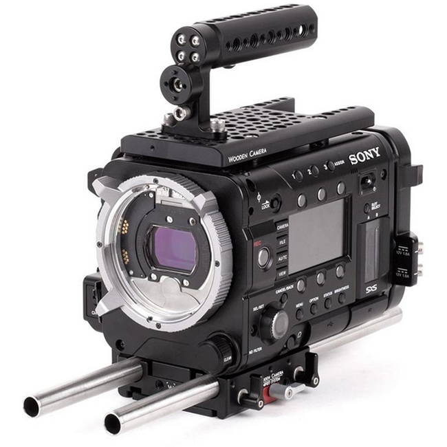 Wooden Camera - Sony F55/F5 Unified Accessory Kit (Base)