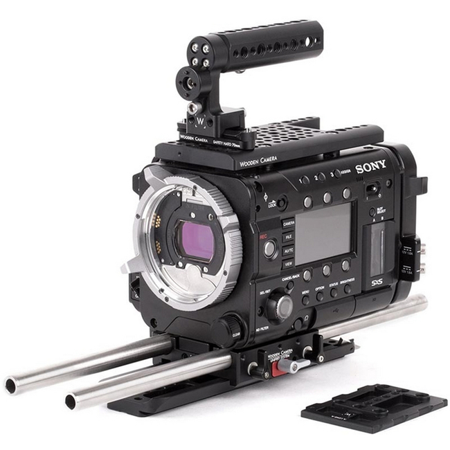 Wooden Camera - Sony F55/F5 Unified Accessory Kit (Advanced)