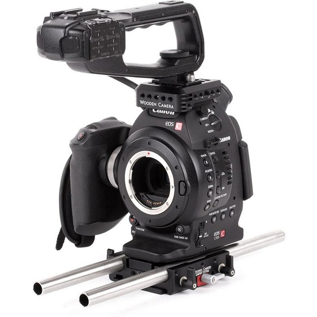 Wooden Camera - Panasonic VariCam 35 Unified Accessory Kit (Base)