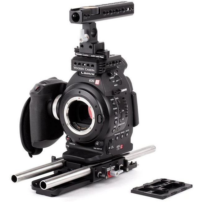 Wooden Camera - Panasonic VariCam 35 Unified Accessory Kit (Advanced)