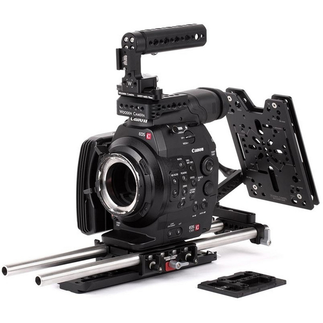 Wooden Camera - Canon C300 Unified Accessory Kit (Advanced)