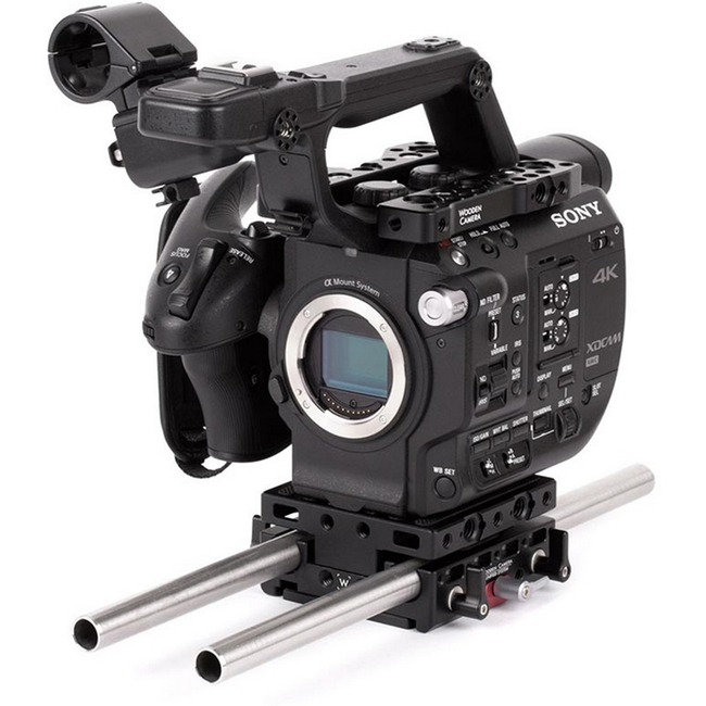Wooden Camera - Sony FS5 Unified Accessory Kit (Base)