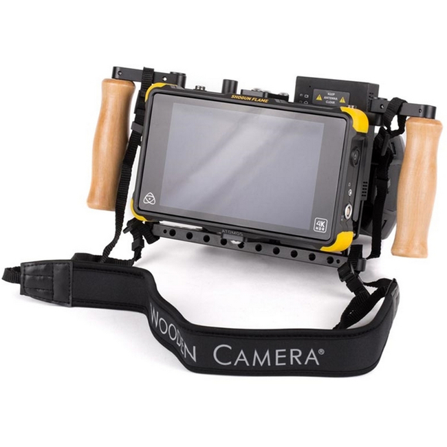 Wooden Camera - Director's Monitor Cage v2