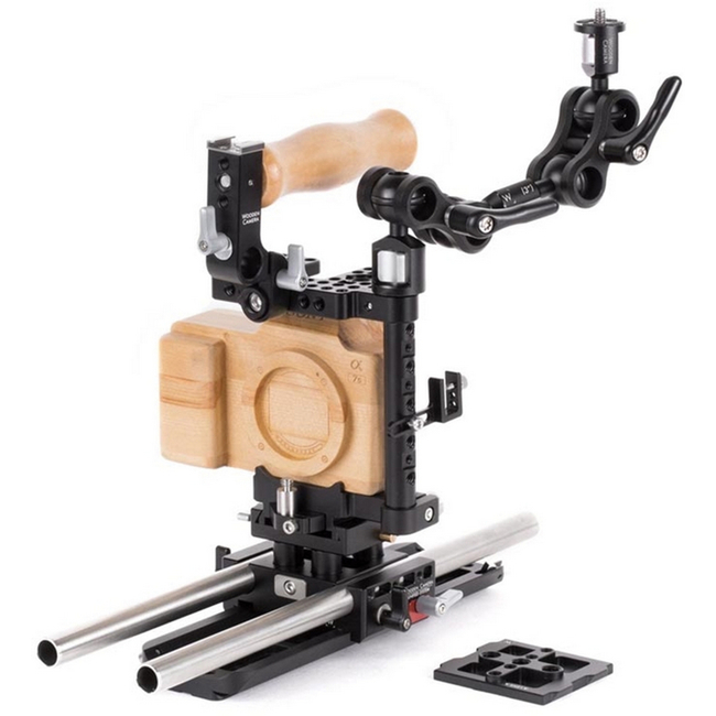 Wooden Camera - Sony A7/A9 Unified Accessory Kit (Advanced)