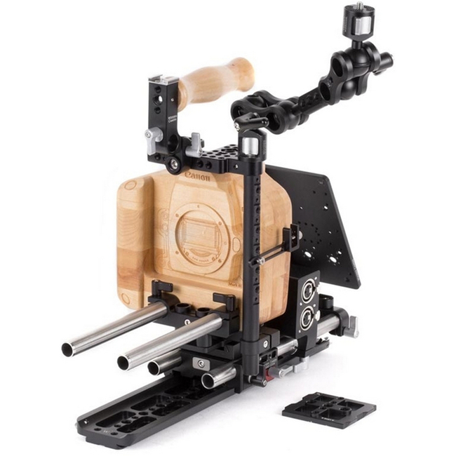 Wooden Camera - Canon 1DX/1DC Unified Accessory Kit (Pro)
