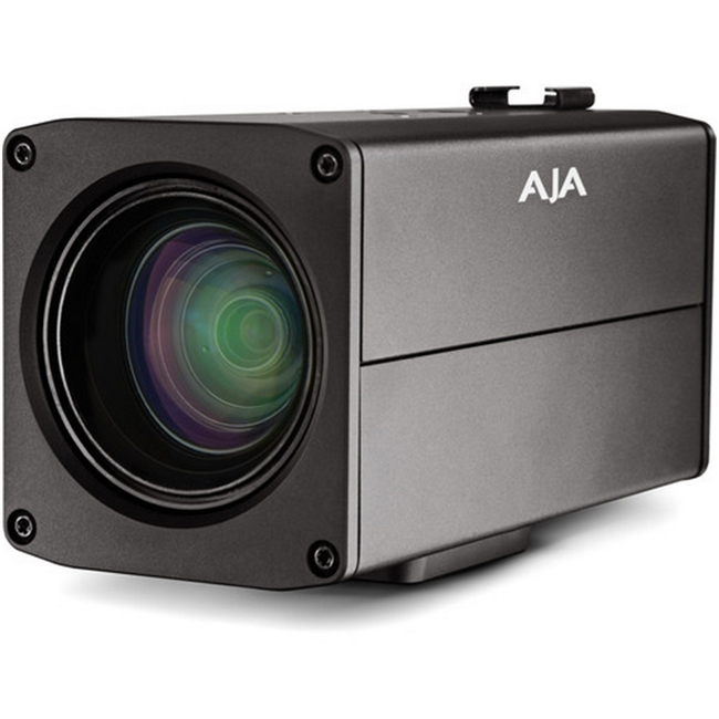 AJA: ROVOCAM Integrated UltraHD/HD Camera with HDBaseT (w/PoH)