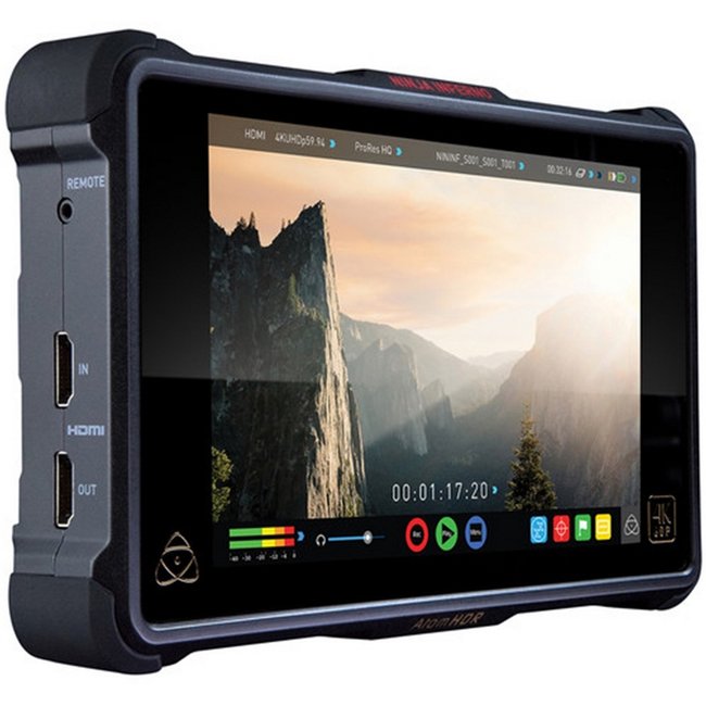 Atomos: Ninja Inferno with Travel Case