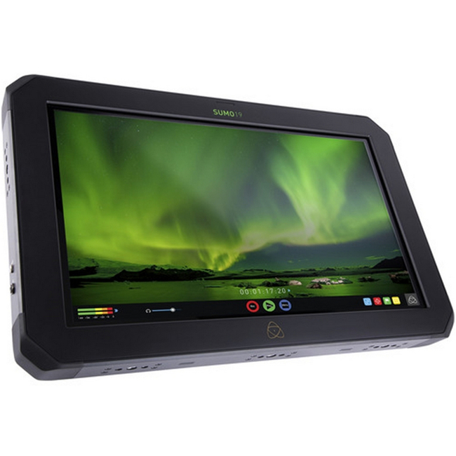"Atomos: Sumo 19"" Monitor-Recorder and Switcher"