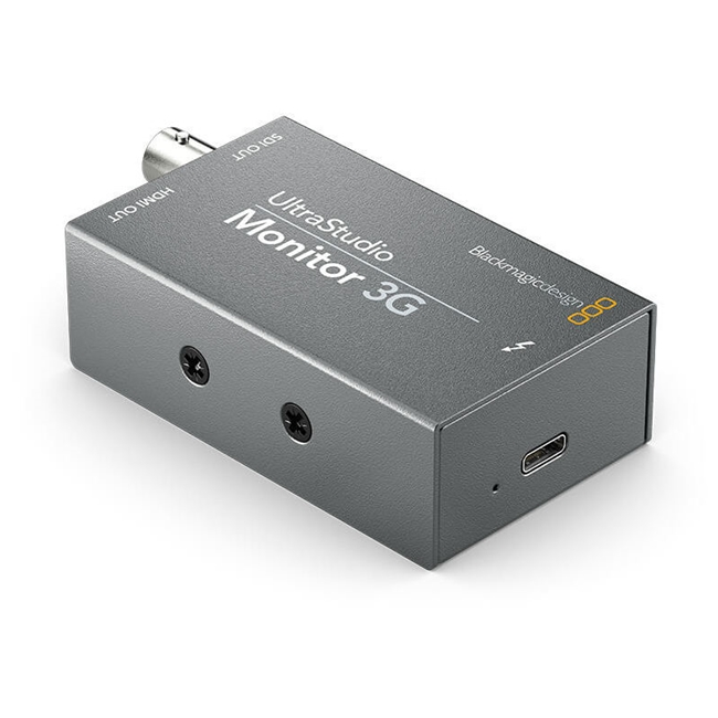 Blackmagic Ultrastudio Monitor 3G