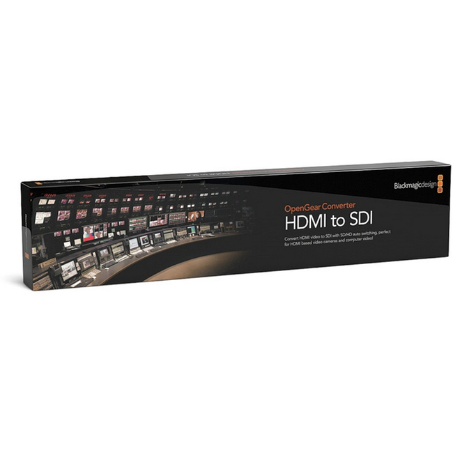 Blackmagic: OpenGear Converter - HDMI to SDI