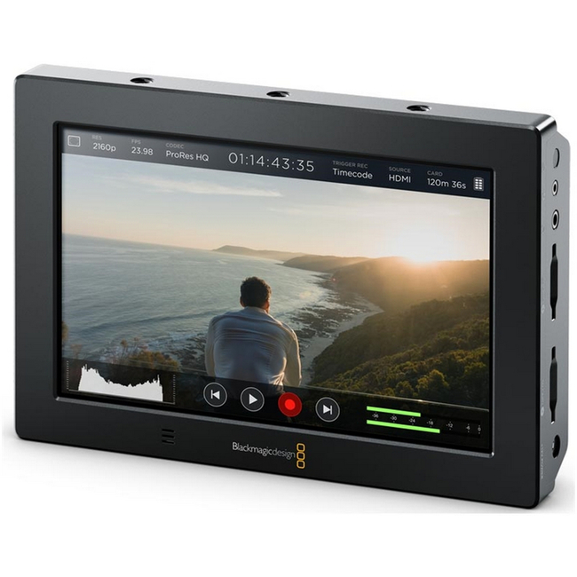 Blackmagic: 4K Video Assist