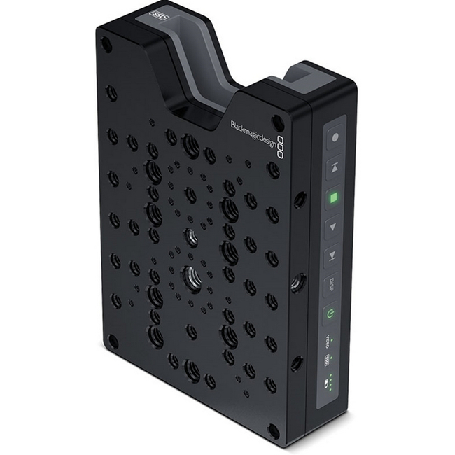 Blackmagic: HyperDeck Shuttle Mounting Plate