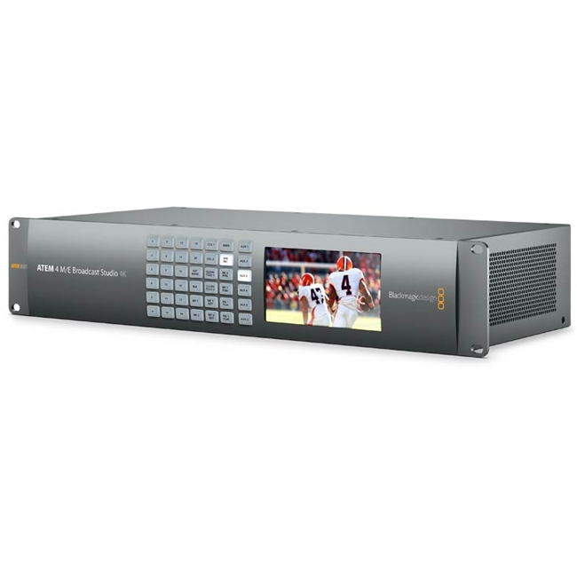 Blackmagic Atem 4 M/E Broadcast Studio