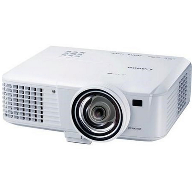 Canon Projector and Lens LV-WX310ST DLP, WXGA (1280 X 800), 16:10, 3100 Lumens