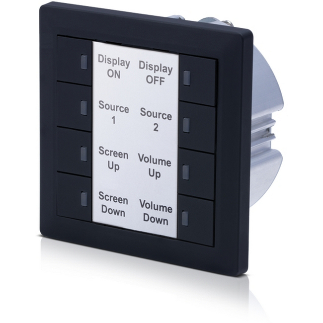 CYP: CR-TG1 Surface Mount 8 Button  Keypad Control System