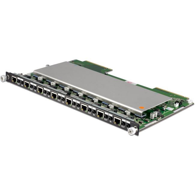 CYP: OUT-HBT3P-8 8 x HDBaseT Output Module - 3-Play/60m with PoC Module