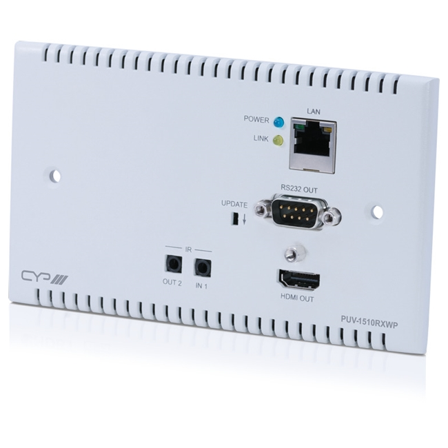 CYP: PU-1510-RXWP 100m HDMI Wall Plater Receivers