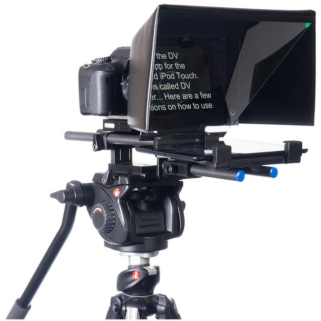 Datavideo: TP-500 Teleprompter (For DSLR size Cameras)