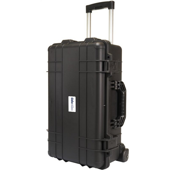Datavideo: HC-650 Waterproof/Impact Resistant Case (Trolley Style)