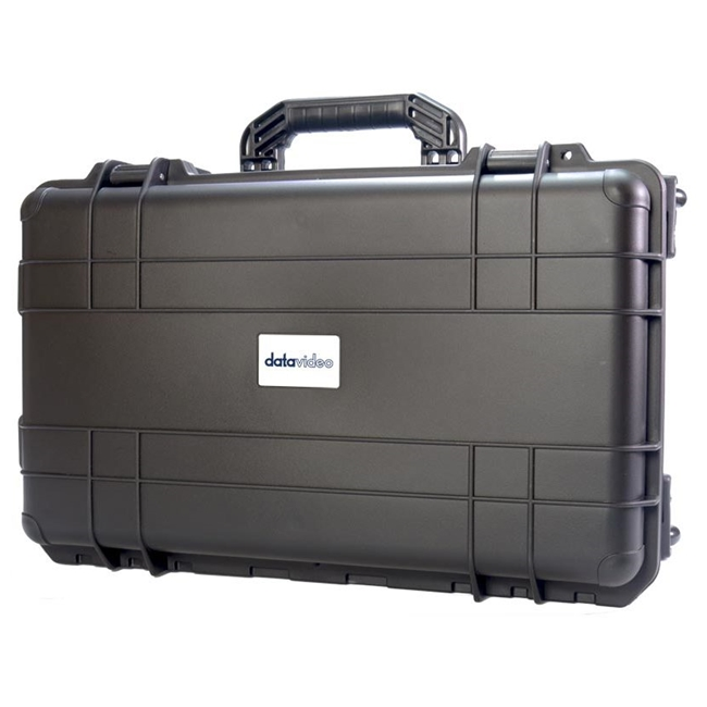 Datavideo HC-700 Waterproof/Impact Resistant Case with pick and pluck foam included (Trolley Style)