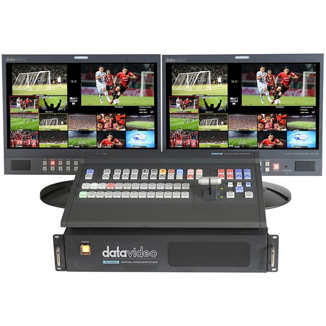Datavideo: SE-2850 8 Channel HD/SD Vision Mixer / Switcher