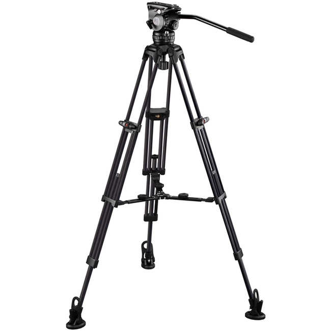 E-Image: GH06 Tripod Kit GC752 with Adjustable Mid Spreader