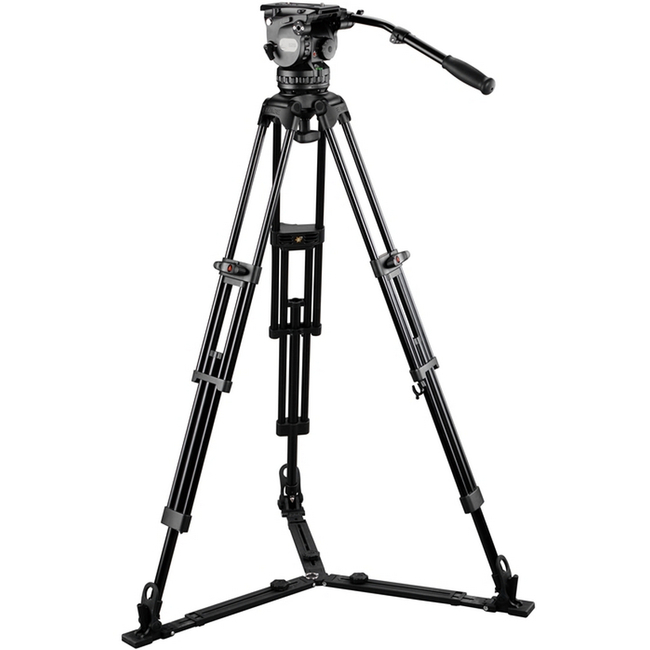 E-Image: GH15 Tripod Kit GA102 with Adjustable Mid and Floor Spreader (Ali)
