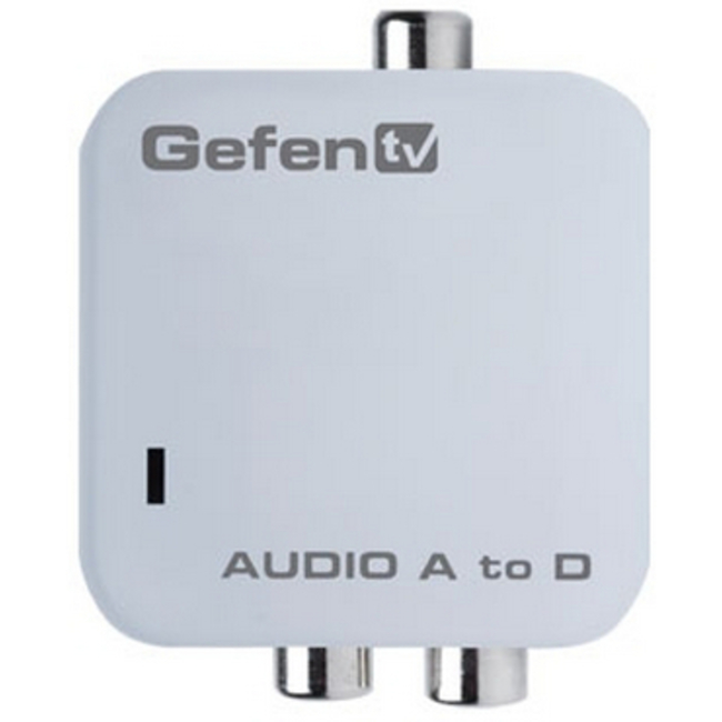 Gefen: GefenTV Analog to Digital Audio Adapter