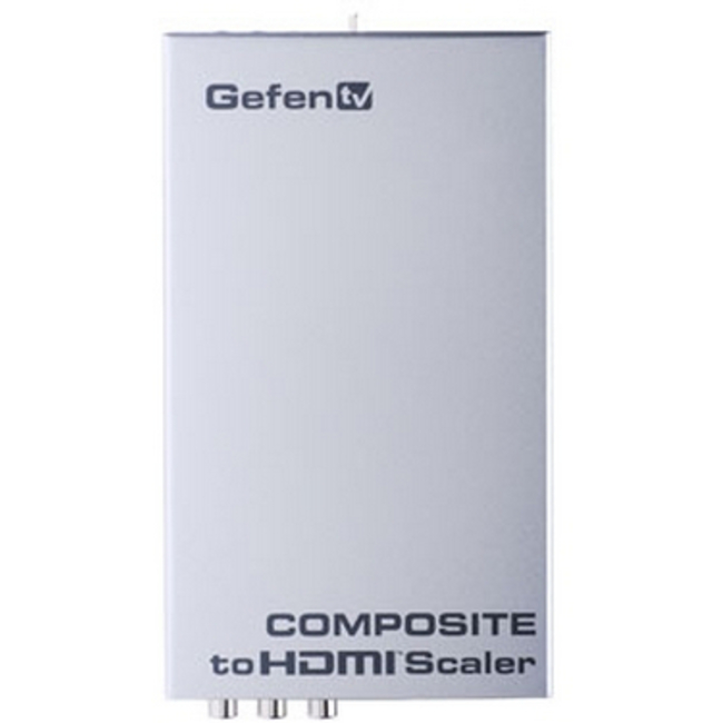 Gefen: GefenTV Composite to HDMI Scaler