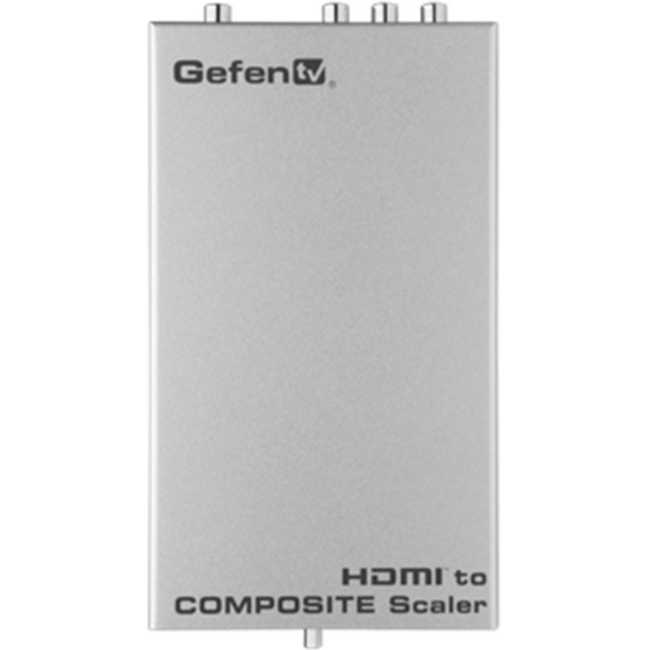 Gefen: HDMI to Composite / S-Video