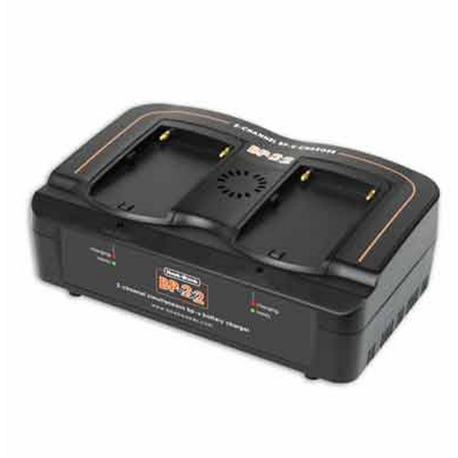 Hawk-woods: BP-2X2  - BPU 2-Channel Fast Charger (16.8V)