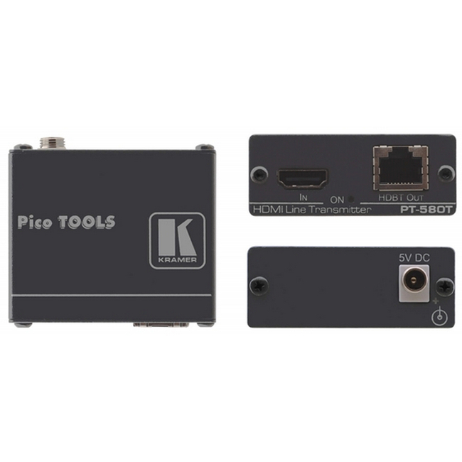Kramer: PT-580T HDMI over Twisted Pair HDBaseT Transmitter