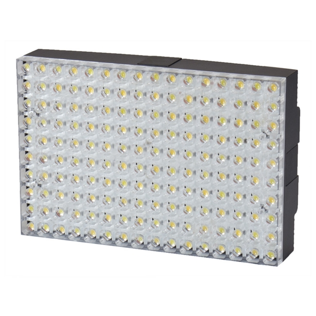 Datavision: LEDGO 160II Bi-Colour LED Modular Dimmable Camera Top Light
