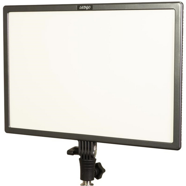 Datavision: LEDGO E268C Bi-Colour Large LED Pad Light