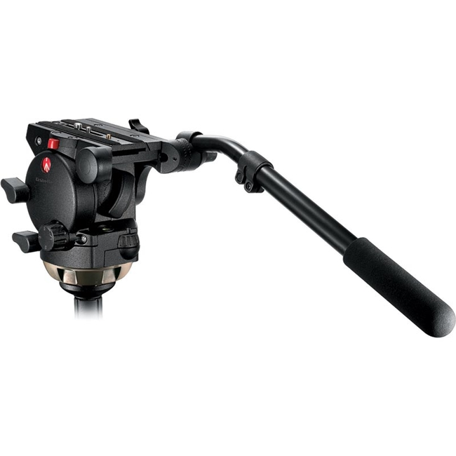 Manfrotto: MAN-526 Professional Fluid Video Head