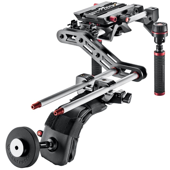 Manfrotto: MAN-MVA511WK-1 Sympla Shoulder Mounted Rig