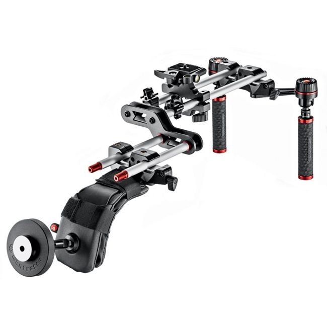 Manfrotto: MAN-MVA525WK Sympla Lightweight Shoulder Mounted Rig